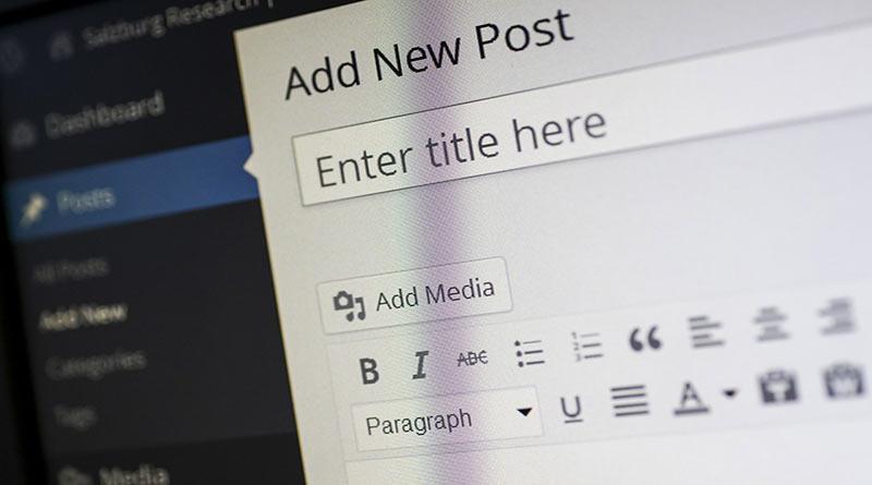 Publier sur le Net…