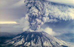 Eruption du Mont Saint Helens