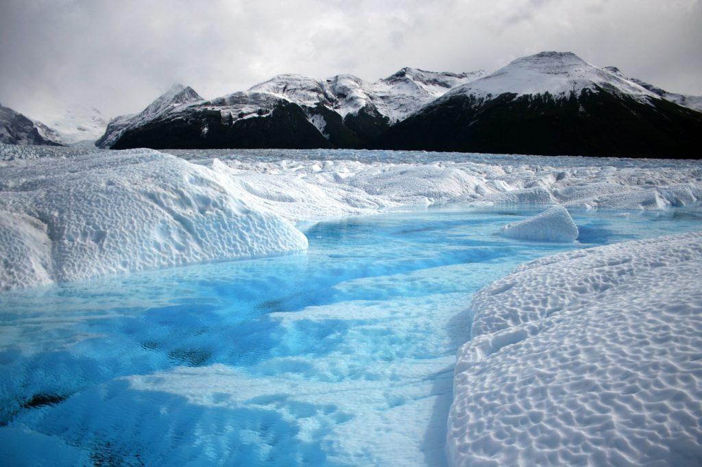 Glacier de Patagonie - CC0 Public Domain