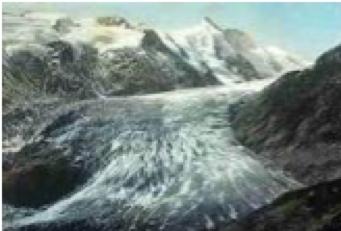 Un glacier
