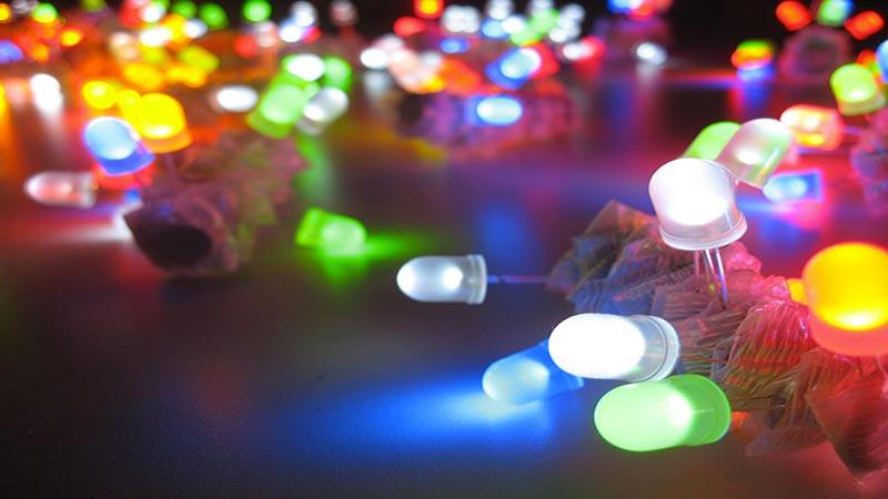 La diode électroluminescente