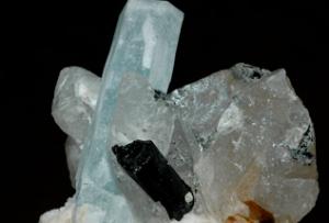 Cristaux de quartz