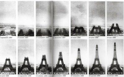 La tour Eiffel… défi technologique du 19ème siècle !