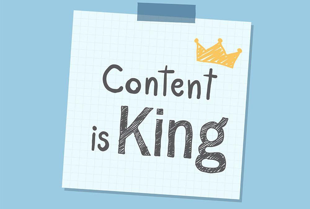 Produire du contenu
