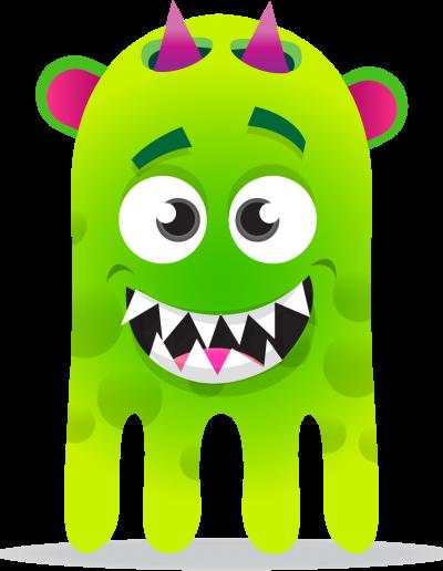 ClassDojo monster 32