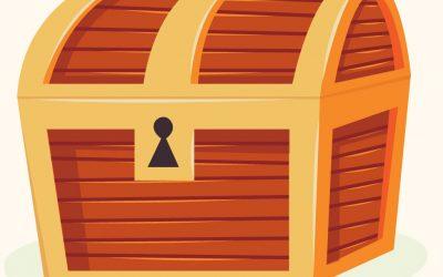 Chasse au trésor : le chemin d'accès sur Internet